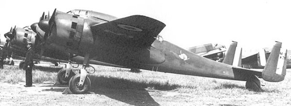 Breguet 693 - Photo du site airwar.ru