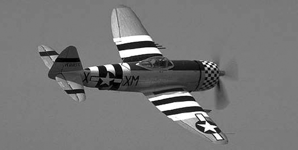 P-47 - Photo du site www.world-war-2-planes.com