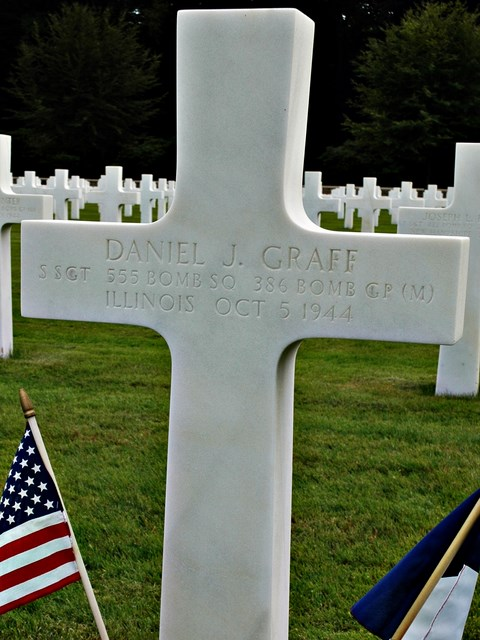 Tombe S/Sgt Graff