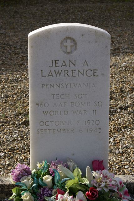 Tombe Sgt Lawrence