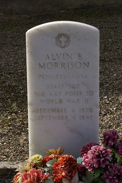Tombe S/Sgt Morrison