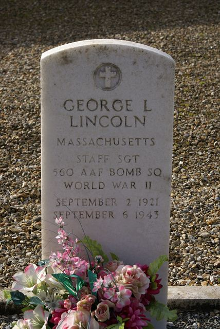 Tombe S/Sgt Lincoln