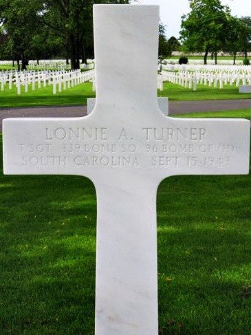 Tombe T/Sgt Turner