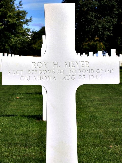 Tombe S/Sgt Meyer