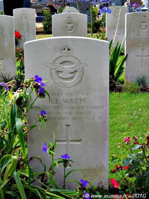 Tombe Sgt Watts