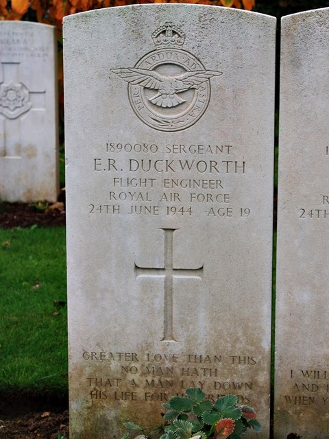 Tombe Sgt Duckworth