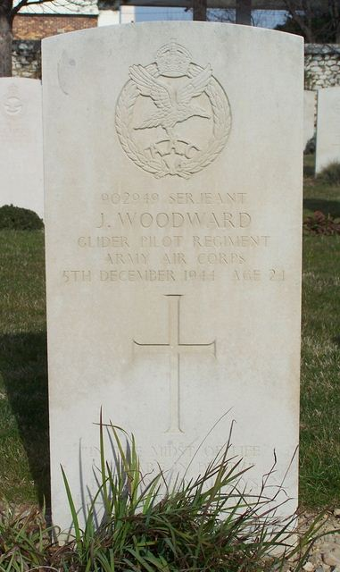 Tombe Sgt Woodward