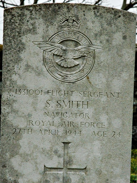 Tombe F/Sgt Smith