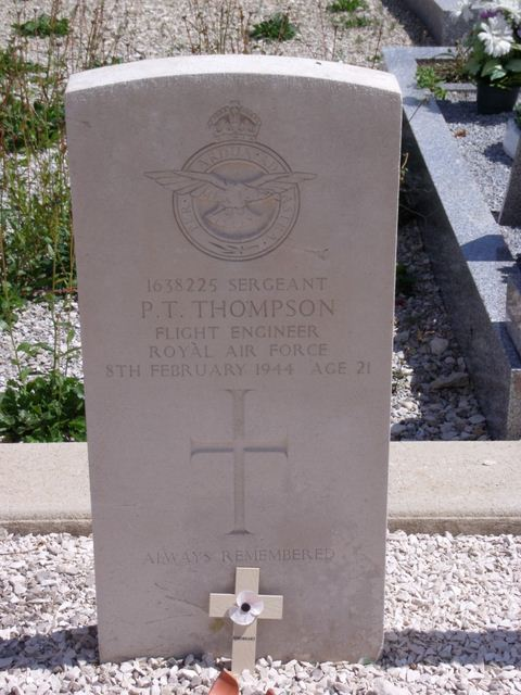 Tombe Sgt Thompson