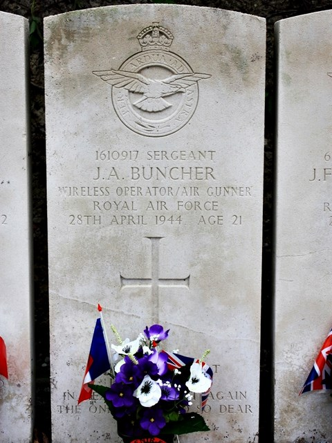 Tombe Sgt Buncher