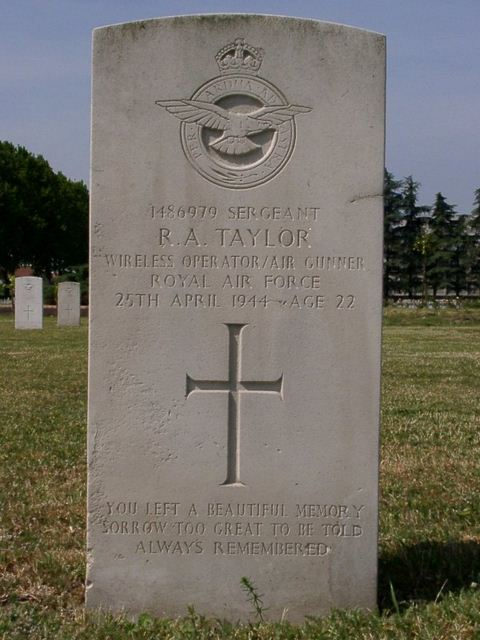 Tombe Sgt Taylor