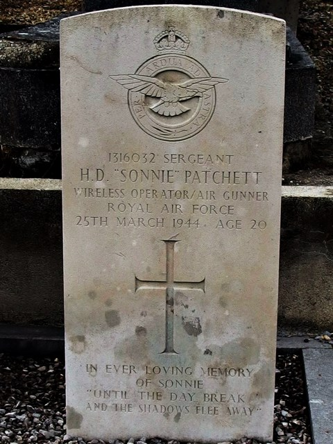 Tombe Sgt Patchett