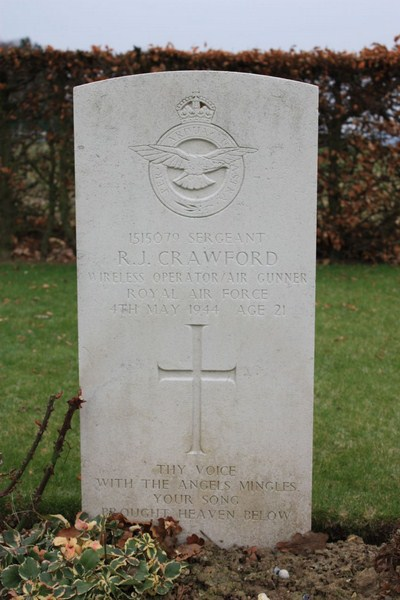Tombe Sgt Crawford