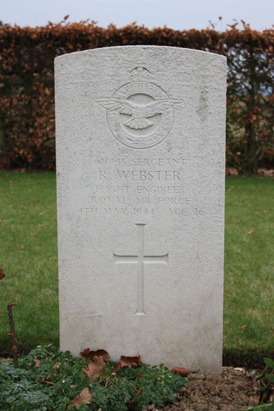 Tombe Sgt Webster