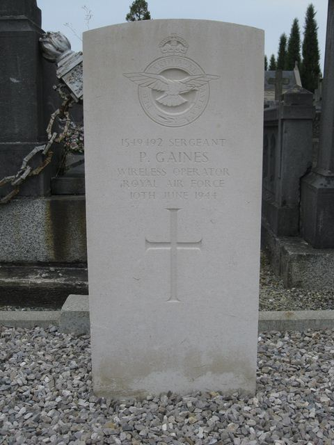 Tombe Sgt Gaines