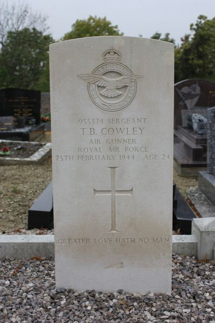 Tombe Sgt Cowley