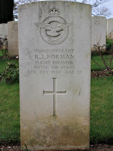 Tombe Sgt Norman