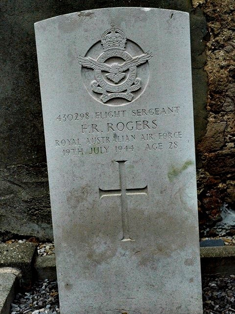 Tombe F/Sgt Rodgers