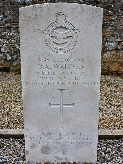 Tombe Sgt Walters
