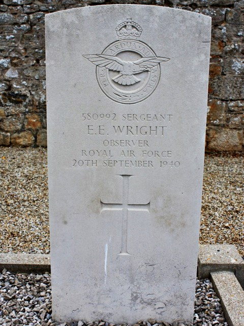 Tombe Sgt Wright