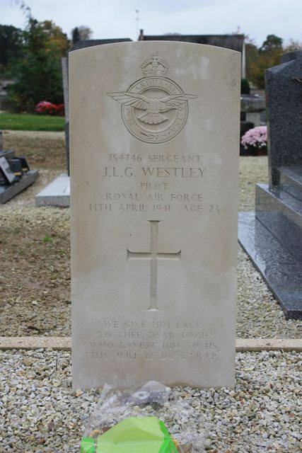 Tombe Sgt Westley