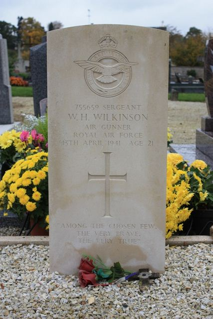 Tombe Sgt Wilkinson