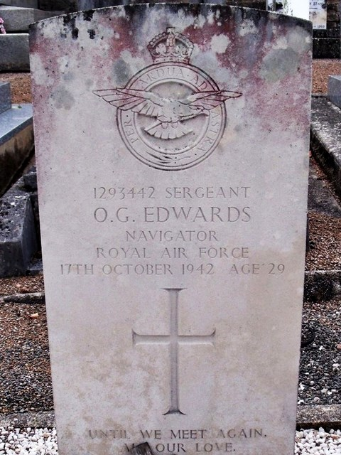 Tombe Sgt Edwards