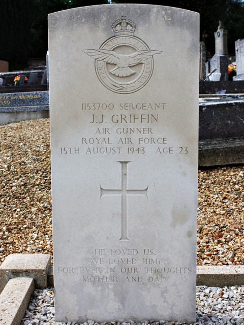 Tombe Sgt Griffin