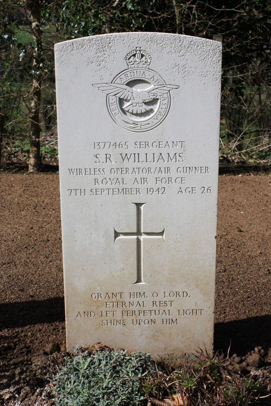 Tombe Sgt Williams