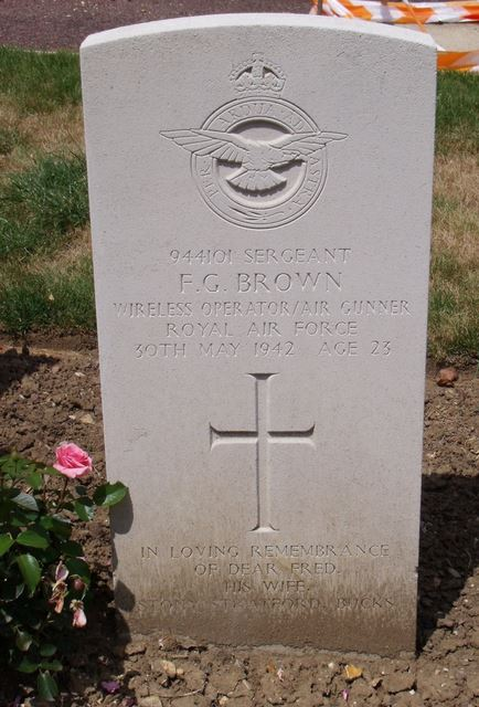 Tombe Sgt Brown
