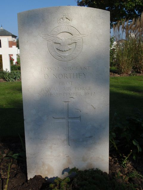 Tombe Sgt Northey